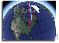 Three Causes of Earth's Spin Axis Drift Identified