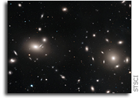 Hubble Uncovers Thousands of Globular Star Clusters Scattered Among Galaxies