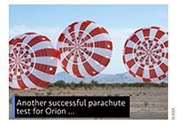 This Week at NASA - Orion Parachute Test and More