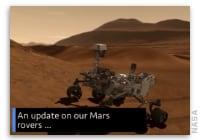 This Week at NASA: Mars Rover Update and More