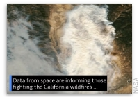 This Week at NASA: California Wildfires and More