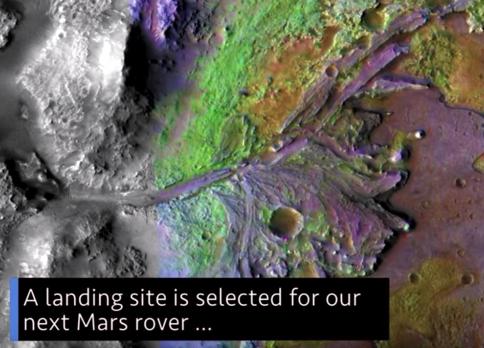 mars landing this week -#main