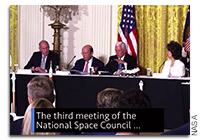This Week at NASA: National Space Council Meeting and More