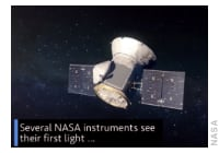 This Week at NASA - First Light for New Instruments