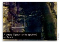 This Week at NASA: Opportunity Rover Spotted From Orbit and More