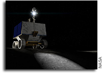 VIPER Lunar Rover To Map Water Ice On The Moon
