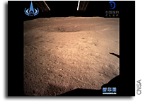 China Lands On The Far Side Of The Moon