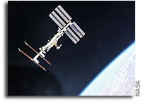 Pathogenic Microbes Have Colonized The International Space Station
