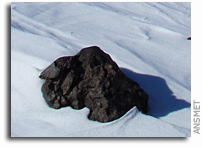 Clues To Delivery of Water to Earth From Carbonaceous Chondrites