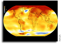 New Studies Increase Confidence in NASA's Measure of Earth's Temperature