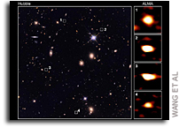 Previously Unknown Ancient Massive Galaxies