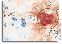 Finding A Cosmic Fog Within Shattered Intergalactic Pancakes