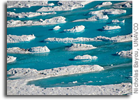 Thousands of Meltwater Lakes Mapped On The East Antarctic Ice Sheet