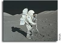 NASA Scientist Leading Team to Combat Lunar Dust