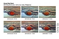Reports of Jupiter's Great Red Spot Demise Greatly Exaggerated