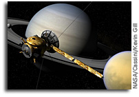 Studying Titan May Offer Insights About Earth