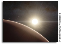 Gas Giant Exoplanet Composition Not Determined By Its Host Star