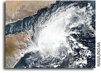 Suomi NPP Sees Development Of Tropical Cyclone 06A From Orbi