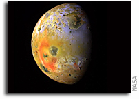 Sodium, Not Heat, Reveals Volcanic Activity on Jupiter's Moon Io