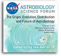 Celebrating the NASA Astrobiology Institute At 20