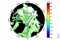 Expanding Our Knowledge Of Arctic Ocean Bathymetry