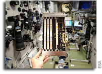 International Space Station Computer Upgrades