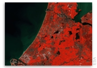 Earth from Space: The Netherlands