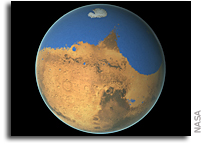 The Paradoxes of the Late Hesperian Mars Ocean