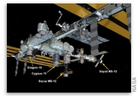 NASA Space Station On-Orbit Status 28 July 2019 - Dragon Captured