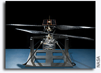 Mars Helicopter Testing Enters Final Phase
