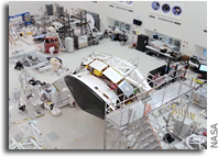Mars 2020 Spacecraft Undergoes Assembly