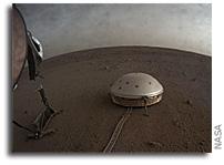 NASA's InSight 'Hears' Peculiar Sounds on Mars