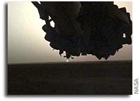 InSight Captures Sunrise and Sunset on Mars