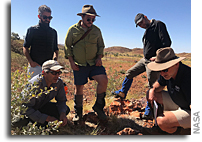 Scientists Explore Australia's Outback As A Testbed for Mars