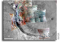 Mars 2020 Will Hunt for Microscopic Fossils