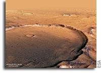 Mars Express Examines Terra Cimmeria