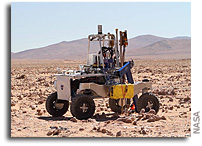 NASA is Testing a Drill to Search for Life on Mars - On Its Own