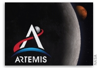 NASA Unveils Artemis Program Identity