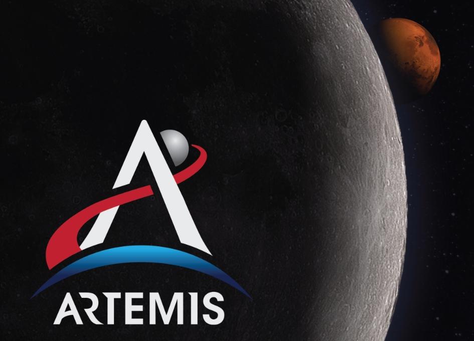 NASA Unveils Artemis Program Identity