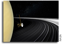 Saturn's Rings Are Relatively New