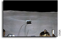 Chang'e-4 Lunar Panorama Released