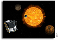 CHEOPS Space Telescope to Investigate Extrasolar Planets