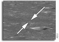 LRO Finds Chang'e 4 On The Lunar Surface