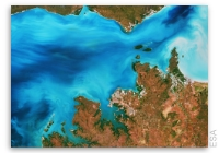 Earth from Space: Clarence Strait, Australia