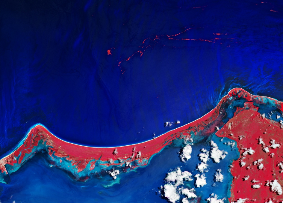 Earth from Space: Holbox Island, Mexico