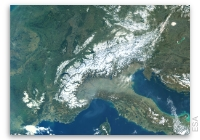 Earth from Space: The Alps