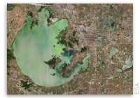 Earth from Space: Lake Tai, China