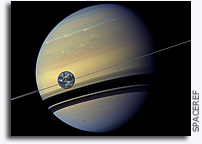 Exomoons May Be Home To Extraterrestrial Life