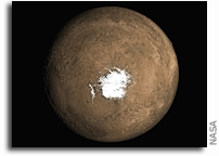 Study Suggests Possibility of Recent Underground Volcanism on Mars