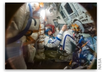 NASA Space Station On-Orbit Status 8 July 2019 - Biology Research and Spacesuit Servicing